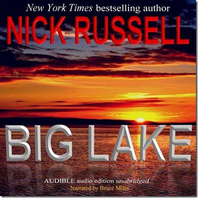 Big Lake audio book cover