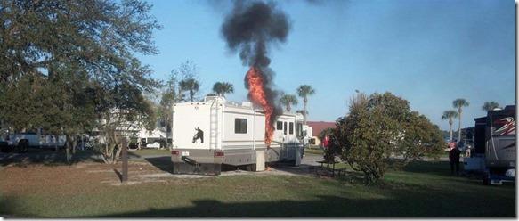 RV fire TT Orlando