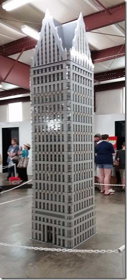 Lego Skyscraper