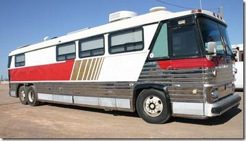 Bus at fairgrounds 4