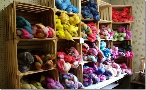Labadies yarn
