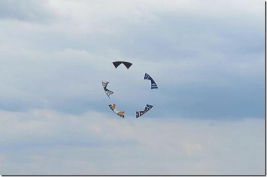 Team Flying