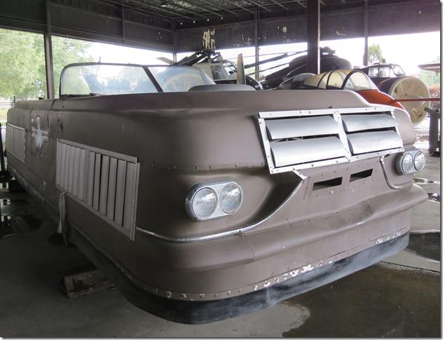 Model 2500 air car