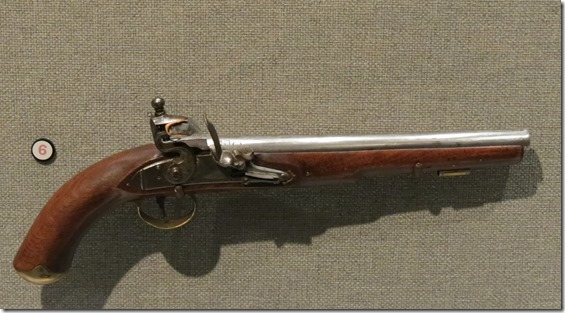 Oliver Perry pistol
