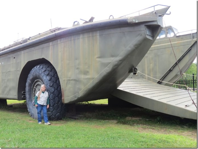 Resupply barge