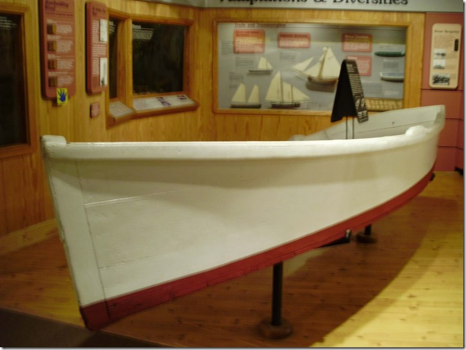 Flatbottom skiff