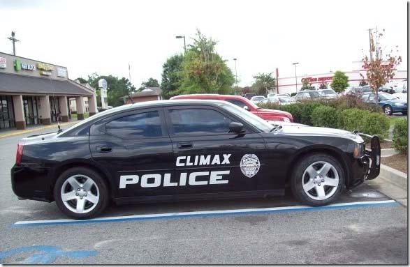 Climax Police
