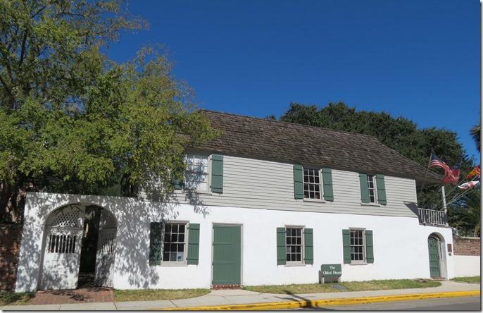Oldest house