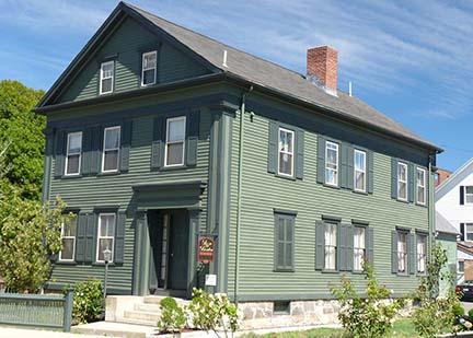 Borden House