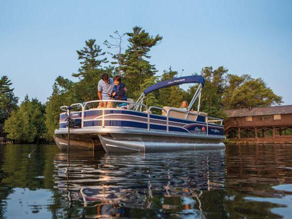 Fishin Barge