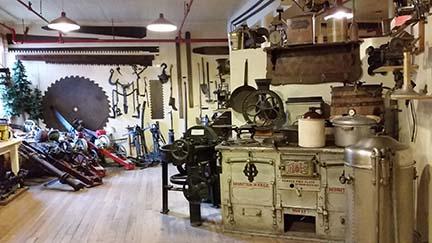 Logging Museum small