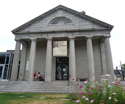 Pilgrim Hall