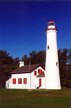 Sturgeon Point Light