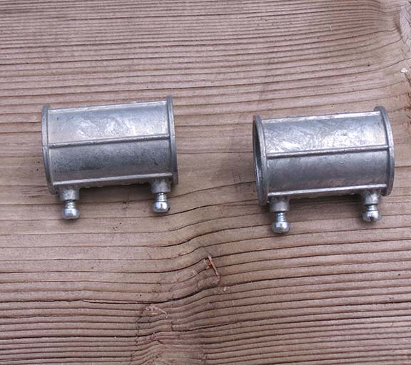 Conduit connectors small