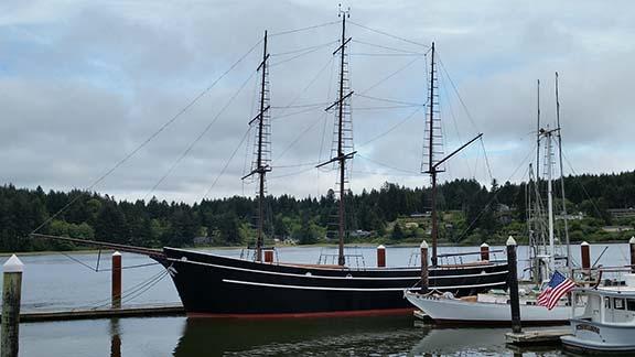 Florence ship small