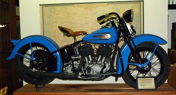 1937 Harley