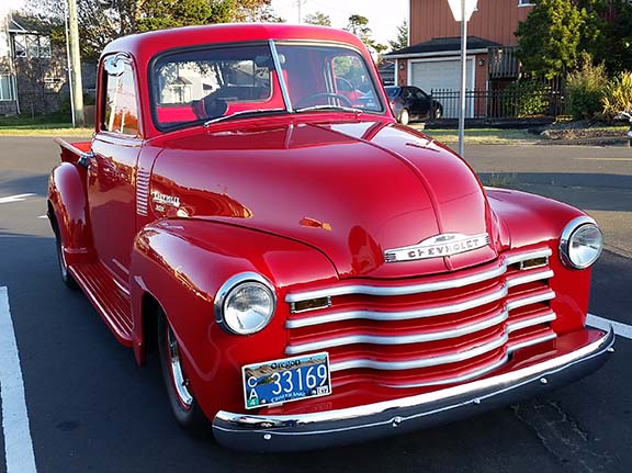 Chevy pickup small