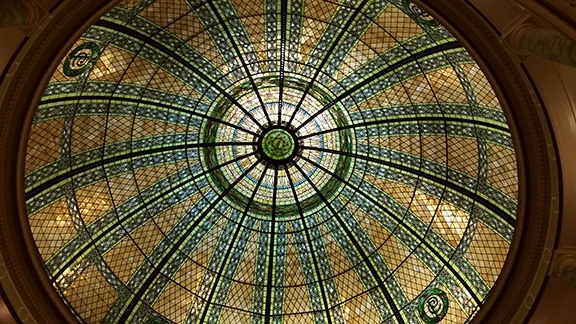 Courthouse dome small