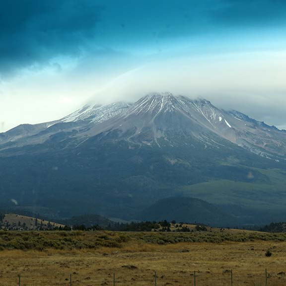 Mount Shasta small
