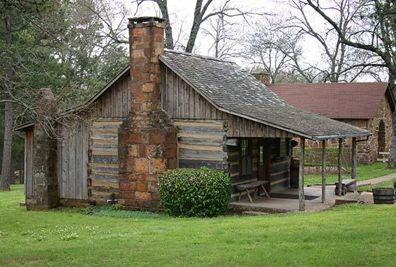 Sequoyah's Cabin 2