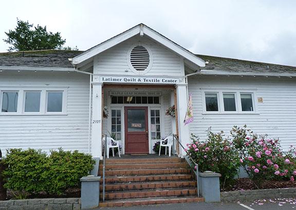 Textile Center building