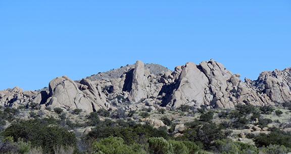 Texas Canyon rocks 2 small