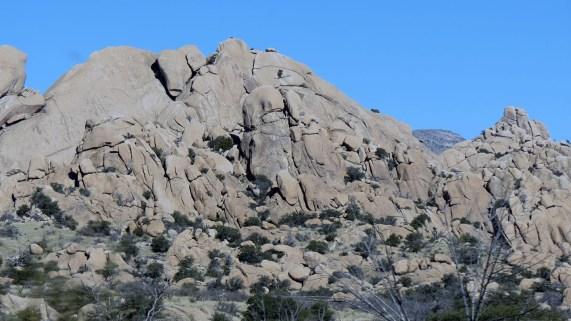Texas Canyon rocks 3 small