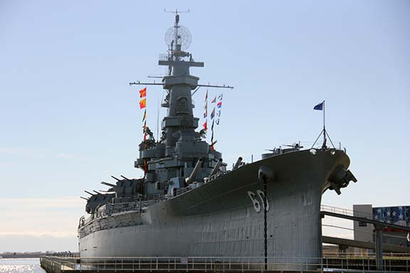 USS Alabama best small