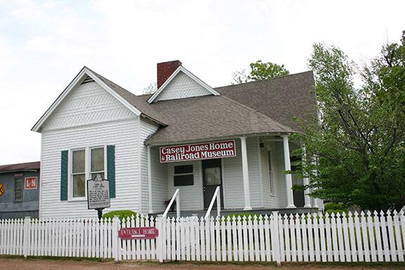 Casey Jones house 3