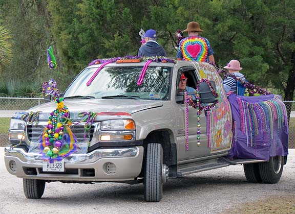 Mardi Gras truck small