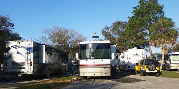 Orlando RV site small