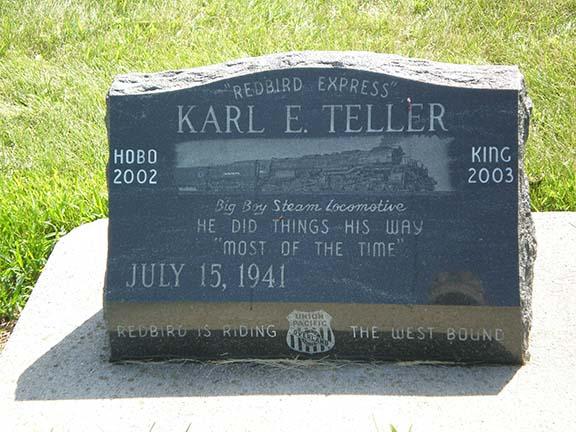 Carl Teller grave
