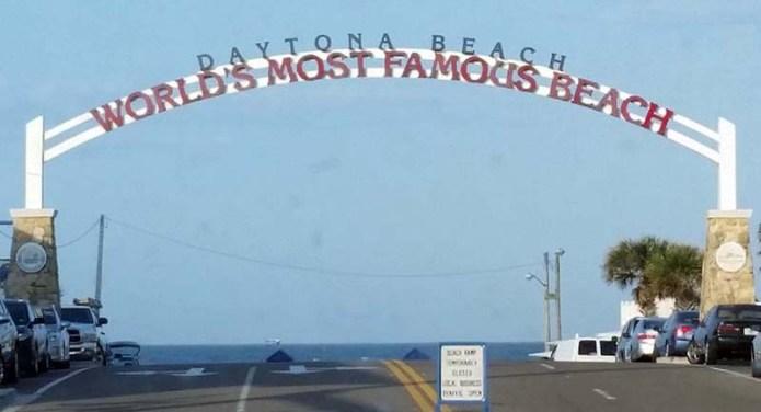 Daytona Beach Arch
