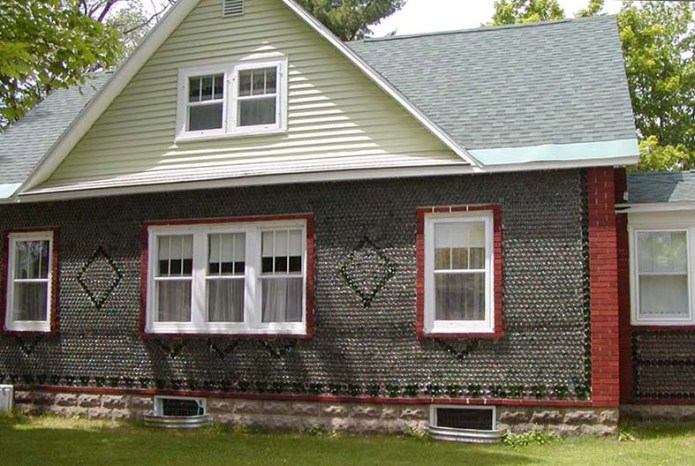 bottle house side 2