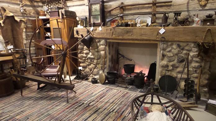 Pineer cabin