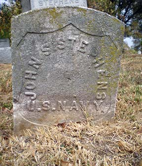 john-stephens-original-headstone-navy
