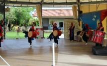 Eisa Dancers
