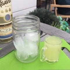 Measure Lime Juice