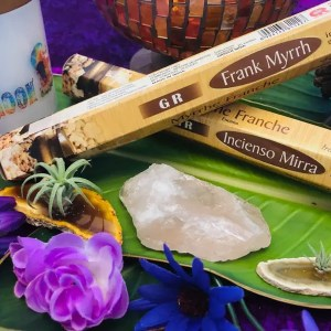Frank Myrrh Incense Sticks