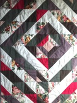 Vintage Diamonds Quilt - Gypsy Moon Quilt Co.