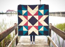 Rustic Star - Gypsy Moon Quilt Co.