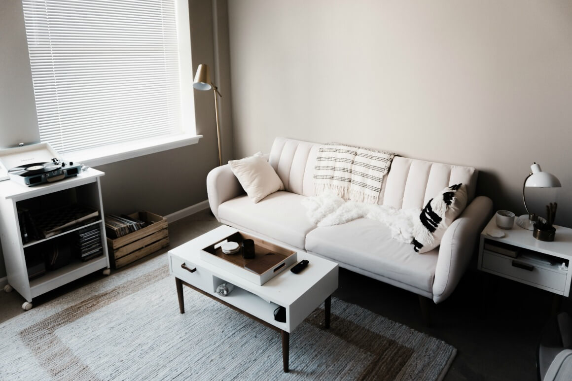 Achieve A Minimalistic Look With Window Blinds