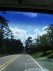 Headed down South on Hwy 27