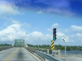 A Scenic Draw Bridge? Wow!! Love it!