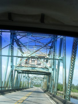 Fascinating Man-Made Structures on 90 E (I think...)
