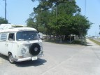 Pullin' Out of Dauphin Island Campground