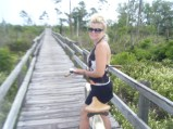 Rollin' through Big Lagoon