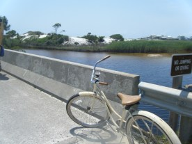 Beach Cruisers on the Florida Gulf Coast