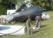 Ship Wreck in the Florida Keys
