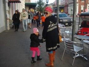 Santa on the Strand -- Baby's 1st Santa Encounter 007